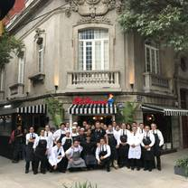 foto de restaurante la corriente cevichería nais - roma