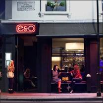 photo of e&o restaurant