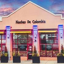 photo of noches de colombia montclair restaurant
