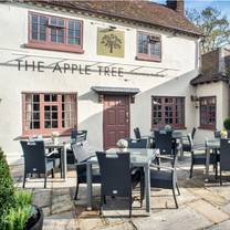 photo of the apple tree restaurant