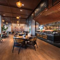 photo of praya kitchen - bangkok marriott hotel the surawongse restaurant