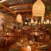 foto de restaurante rosa negra - tulum