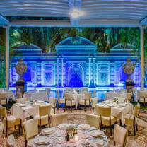photo of gianni's at the former versace mansion restaurant