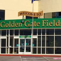 photo of the turf club at golden gate fields restaurant