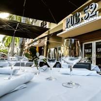 photo of pub 52 gastropub restaurant