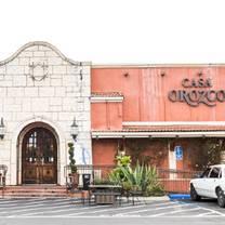 foto von casa orozco - dublin restaurant