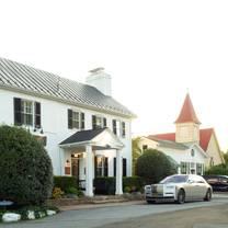 foto de restaurante the ashby inn