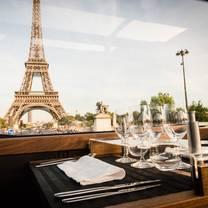 photo of bustronome paris restaurant