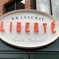 photo of brasserie liberté restaurant
