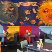 photo of starliner diner restaurant