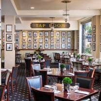 photo of tap room - hotel bethlehem restaurant