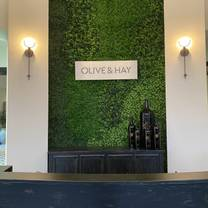 photo of olive and hay restaurant