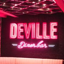photo of deville dinerbar restaurant