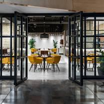 photo of flower & wolf restaurant