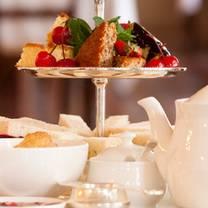 photo of afternoon tea @ marsh farm hotel restaurant