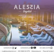 foto de restaurante alessia day club - thompson playa del carmen