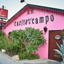 photo of casita del campo restaurant