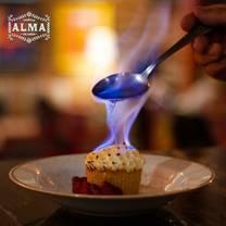 photo of alma de amón restaurant