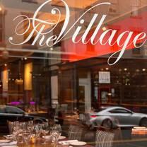 foto von the village restaurant