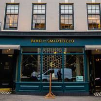 photo of bird of smithfield restaurant