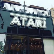 photo of atari restaurant