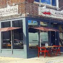 photo of aumm aumm pizzeria & wine bar restaurant