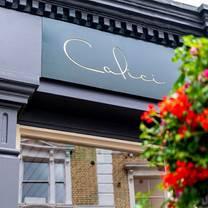 photo of calici restaurant