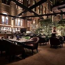 photo of conservatorium brasserie restaurant