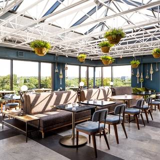 Rooftop Bar at the Broadview Hotel