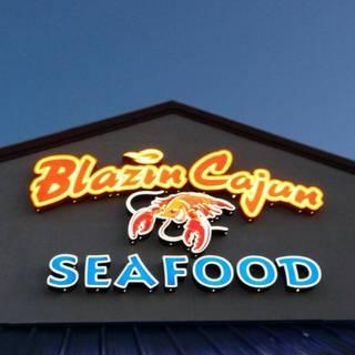 Blazin Cajun Seafood Restaurant