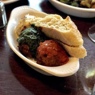 Mimi Blue Meatballs and More - Good Food! - Mass Ave