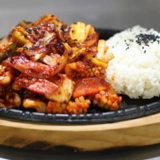A photo of Towoo Korean Charcoal BBQ restaurant