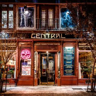 A photo of Café Central restaurant
