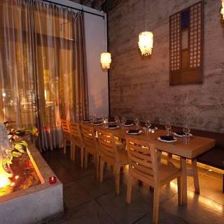 Straits Cafe Burlingame Menu