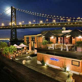 Waterbar restaurant san francisco ca opentable for Fish store san francisco