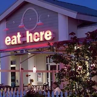 eat here - Anna Maria
