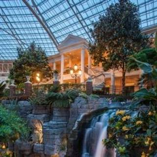 Old Hickory Steakhouse At Gaylord Opryland Restaurant Nashville