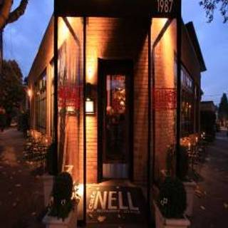 Cafe Nell Happy Hour Times