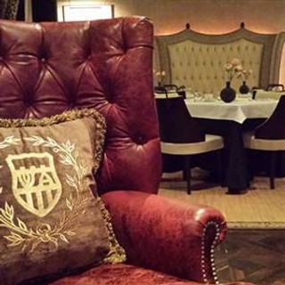 The Living Room & Courtyard Cafe- The Windsor Arms Hotel