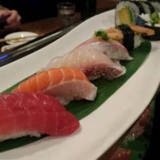 Samurai Blue Sushi and Sake