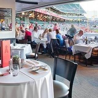 Angel Stadium – Lexus Diamond Club Restaurant