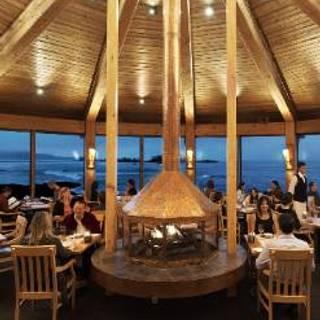 The Pointe Restaurant - Wickaninnish Inn