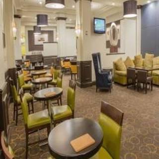 Grist Mill- Hilton Garden Inn Washington DC
