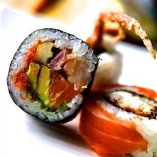 Sushi Blues Cafe