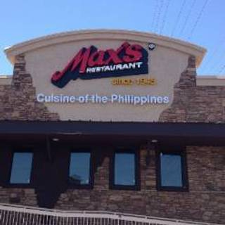 Max S Restaurant Cuisine Of The Philippines Las Vegas Nv