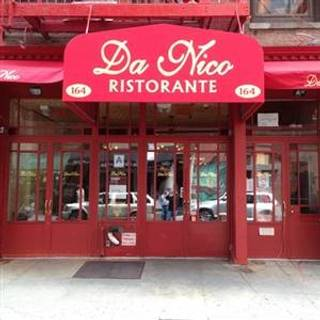 Da Nico Ristorante - Manhattan Location