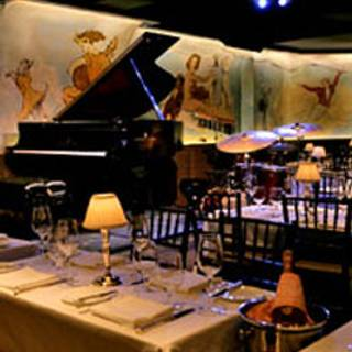 The Cafe Carlyle