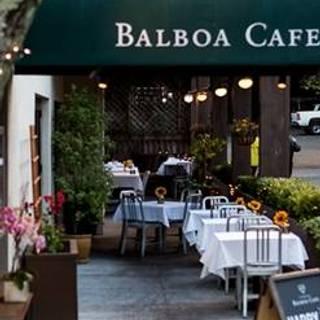 Balboa Cafe - Mill Valley