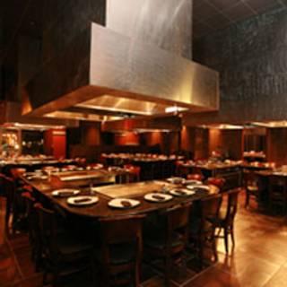 Hibashi Teppan Grill, Sushi Bar