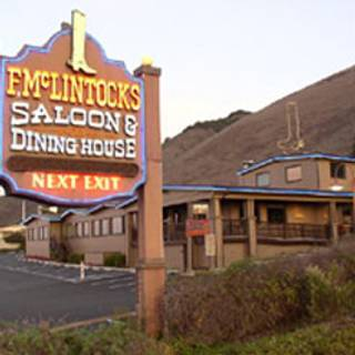 F. McLintocks Saloon & Dining House
